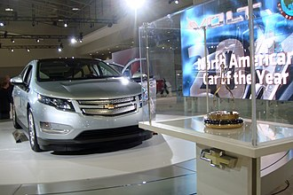 Motor Trend - The Chevrolet Volt won the COTY award in 2011.