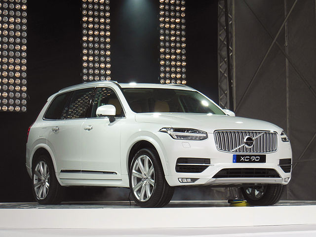 file volvo xc90 ii august 2014 wikimedia commons. Black Bedroom Furniture Sets. Home Design Ideas