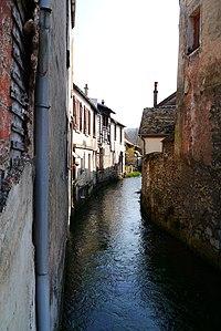 Voulzie, Provins - View from Rue des Bordes.JPG