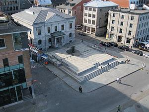 La place Royale vue du belvédère de l Éperon, 2012 06c0d2bf86f2