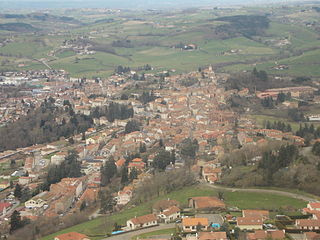 Thizy-les-Bourgs Commune in Auvergne-Rhône-Alpes, France