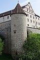Würzburg, Festung Marienberg, Wolfskeelsche Ringmauer-009.jpg