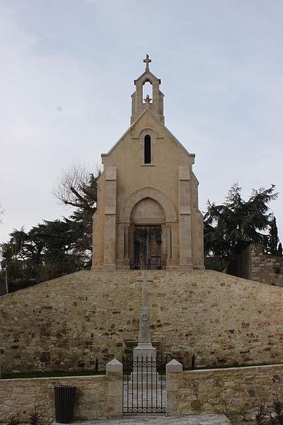 Chapelle Saint-Michel, Fr-85-Mortagne-sur-Sèvre.