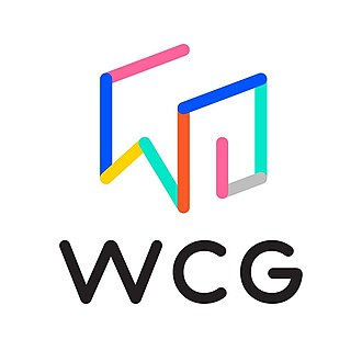 World Cyber Games - Image: WCG New Logo