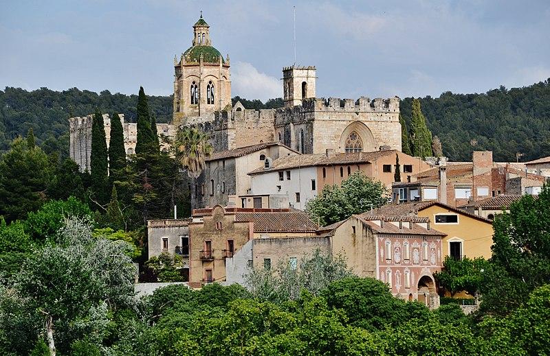 File:WLM14ES - Reial Monestir de Santes Creus, Aiguamúrcia, Alt Camp - MARIA ...