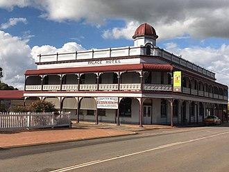 Wagin, Western Australia - Palace Hotel in Wagin