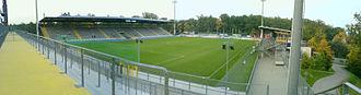 Städtisches Waldstadion - Image: Waldstadion Aalen