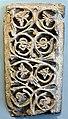 Wall architectural decoration from Khirbat al-Minya, Israel, 705-715 CE. Pergamon Museum.jpg