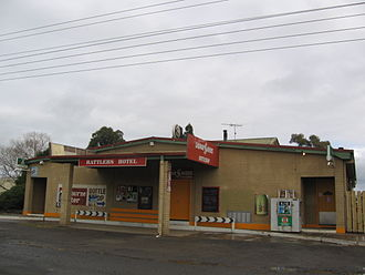 Wallan, Victoria - The Rattlers Hotel