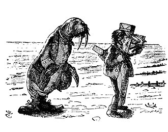 The Walrus and the Carpenter - Image: Walrus and Carpenter
