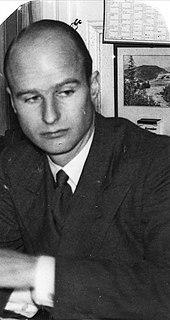 Walter Fyrst Norwegian filmmaker