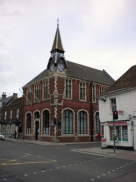 Wareham Town Hall.JPG