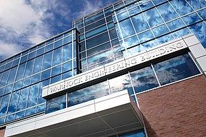 University of Utah College of Engineering - John and Marva Warnock Engineering Building