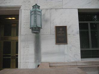 John Adams Building - Entrance