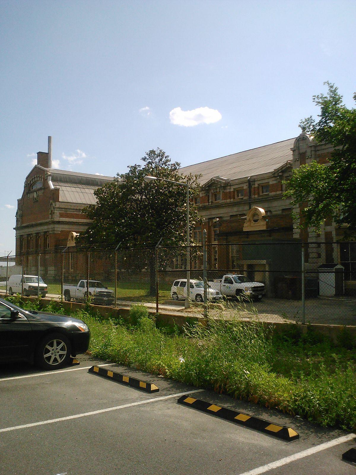 D C Water Main Pumping Station Wikipedia