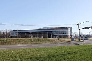 Washtenaw Community College - Image: Washtenaw Community College Health & Fitness Center