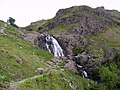Waterfall, Sour Milk Gill - geograph.org.uk - 445078.jpg