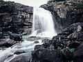 Waterfall in the White Pass, British Columbia (10752916783).jpg