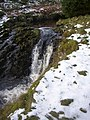 Waterfall on the Usway Burn - geograph.org.uk - 328139.jpg