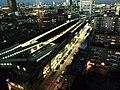 Waterloo East Station at night - geograph.org.uk - 2277189.jpg