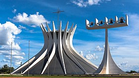 Image illustrative de l'article Cathédrale de Brasilia