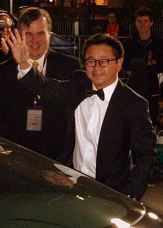 Hur Jin-ho - Hur Jin-ho at the Toronto International Film Festival in 2012