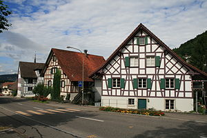 Weiningen - Image: Weiningen 02