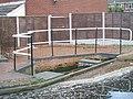 Weir adjacent to Swindon Lock - geograph.org.uk - 292982.jpg