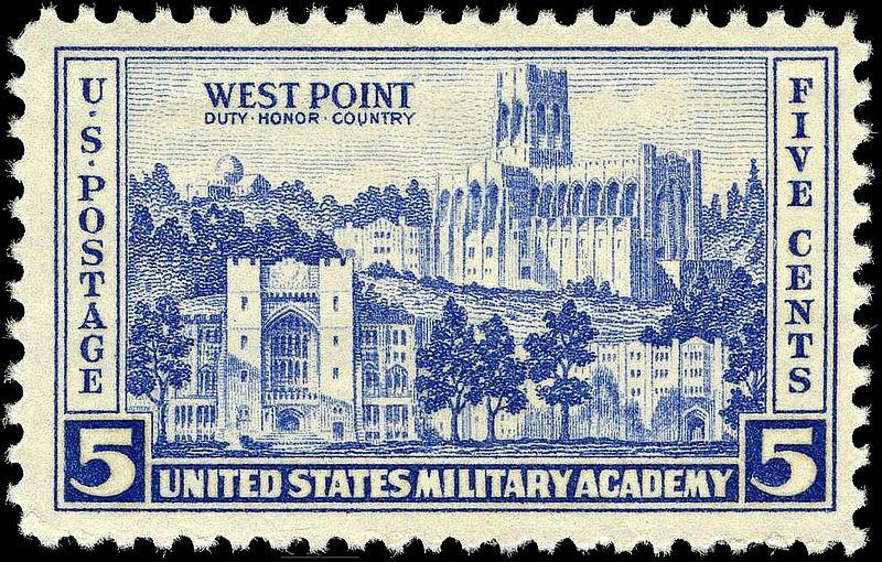 West Point stamp 5c 1937 issue.JPG