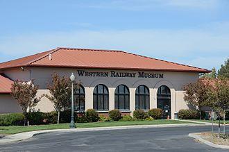 Western Railway Museum - Image: Western Railway Museum
