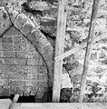 Westgevel detail bogen romaanse en gothische toegang. - Wierum - 20255805 - RCE.jpg