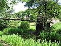 Whatstandwell - footbridge over Cromford Canal - geograph.org.uk - 1353845.jpg