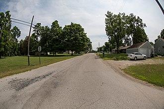 Wheeling, Delaware County, Indiana - Image: Wheeling, Indiana