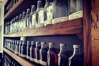 Kings County Distillery - Image: Whiskey and moonshine