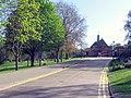Whitgift School; view from main entrance April 2020.jpg