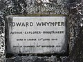 Whymper's Grave - Close-up.jpg
