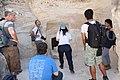 Wiki Loves Monuments 2014 in Israel Tour of Hurvat Borgin IMG 2313.JPG