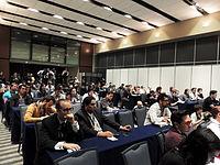 Wikimanía 2015 - Day 2 - Press Conference - LMM - México D.F. (23).jpg