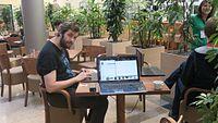 Wikimedia Hackathon 2017 IMG 4329 (34371129590).jpg