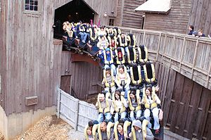 Silver Dollar City - WildFire