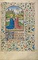 Willem Vrelant (Flemish, died 1481, active 1454 - 1481) - The Visitation - Google Art Project.jpg