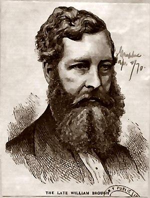 William Brough (writer) - William Brough Graphic Magazine, April 1870