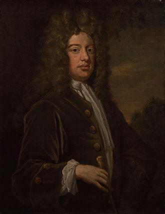 William Walsh (poet) - William Walsh, by Sir Godfrey Kneller, Bt.