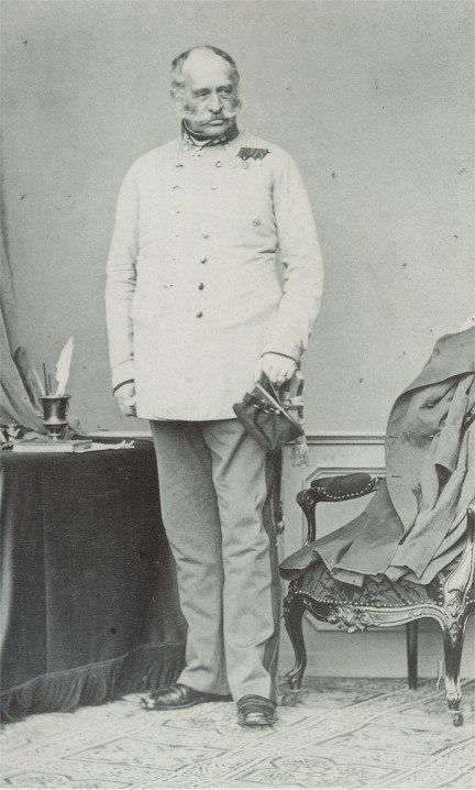 Wimpffen, Franz Emil Graf