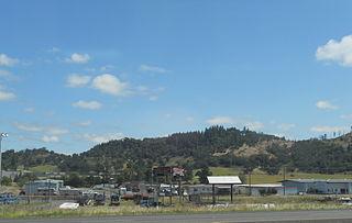 Winchester, Oregon unincorporated community in Douglas County, Oregon, United States