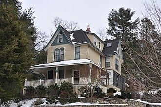 Cole House (Winchester, Massachusetts) - Image: Winchester MA Original Cole House