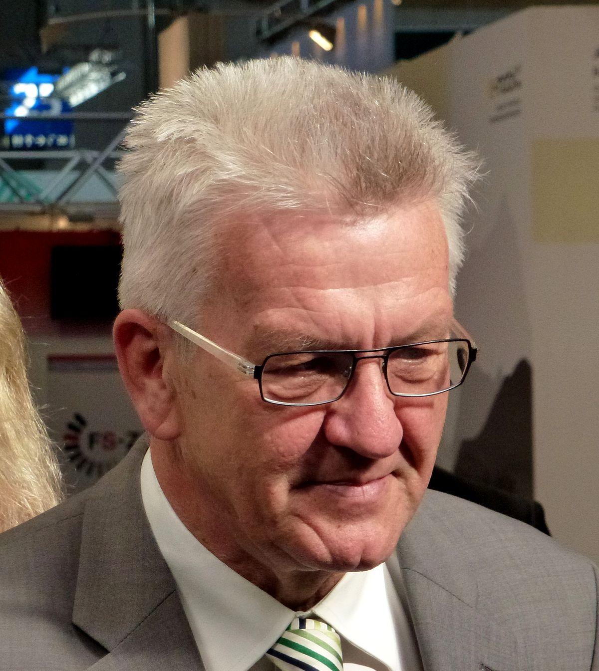 Winfried Kretschmann –