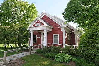 Winhall, Vermont - Winhall Memorial Library