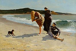 Winslow Homer - Eagle Head, Manchester, Massachusetts (High Tide).jpg