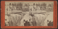 Winter view - Passaic Falls from Bridge, from Robert N. Dennis collection of stereoscopic views.png